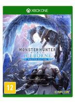 Monster Hunter: Iceborne Xbox One - Capcom