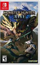 Monster Hunter Rise - Switch - Nintendo