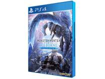 Monster Hunter World: Iceborne para PS4 - Capcom