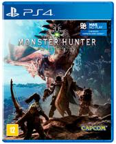Monster Hunter World - PS4 - Capcom