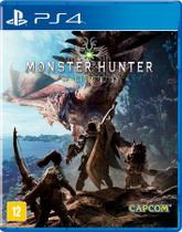 Monster hunter - world - ps4 - Capcom