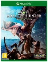 Monster Hunter World - Xbox One - Capcom