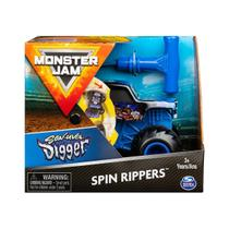 Monster Jam Spin Rippers San-Uva Digger 1:43 2023 - Sunny -