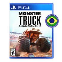 Monster Truck Championship - PS 4 - Nacon