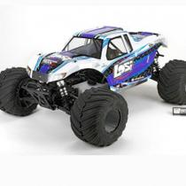 Monster Truck Xl 4Wd Gas Rtr With Avc White Los05009T2 - Buybox