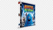 Monsters vs aliens - ps3 - Activision