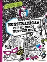 Monstramigas Crie Seu Mundo Monster High - Salamandra - 1