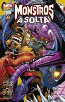 Monstros à Solta - Edição 3 - Marvel -