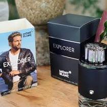 Mont Blanc Explorer masculino eau de parfum 100 ml -