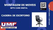 Montagem de moveis  - montagem de cadeira de escritório - Cdc Qualidade