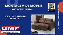 Montagem de moveis - montagem de sofa 2 e 3 lugares retratil - Cdc Qualidade