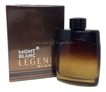 Montblanc Legend Night Eau de Parfum 100ml Masculino -