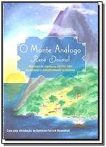 Monte analogo, o: romance de aventuras alpinas, na - Horus