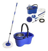 Mop esfregao pro balde com centrifuga 380898 perfect -