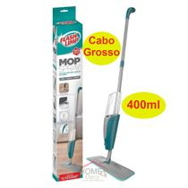 Mop Spray c/ Reservatório 400ml, Cabo Grosso, Refil TAMANHO NORMAL MOP7800 Flash Limp Flashlimp -