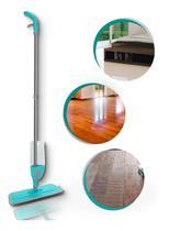 Mop Spray Rodo Vassoura Mágica Esfregão com Reservatório - 123 Útil -