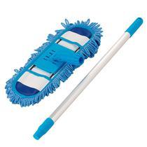 Mop Tira Pó  Microfibra Flexível 40 Cm  Limpeza a Seco - Vendasshop Utensilios De Limpeza