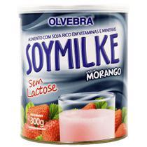 Morango Lata 300gr - Soymilke -