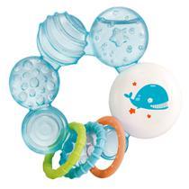 Mordedor com Água Cool Play Azul - BB148 - Multikids Baby - Multilaser