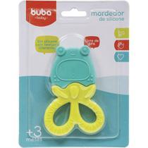 Mordedor de Silicone - Baby Color - Buba -