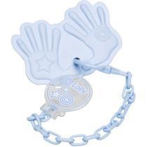 Mordedor Mãozinha Special Azul - Lolly baby