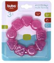 Mordedor Multi Formas Rosa 7230 Buba Toys -