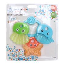 Mordedor Multikids Baby Sea Friends Menino -