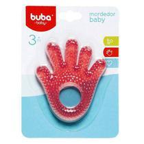 Mordedor para Bebê Gelado com Água Mãozinha - Buba -