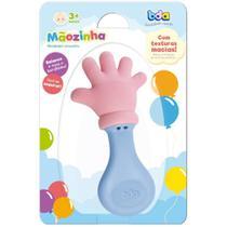 Mordedor Para Bebes Maozinha Blister BDA Toyster -
