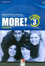 More! 3 wb - 2nd ed - Cambridge university