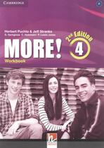 More! 4 wb - 2nd ed - Cambridge university