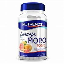 Morosil Laranja Moro 600mg com Vitamina C e Picolinato de Cromo 60 cápsulas - Nutrends -