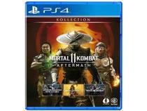 Mortal Kombat 11: Aftermath para PS4 - WB Games Lançamento