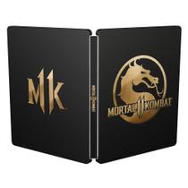 Mortal Kombat 11 Ed. Steelbook - PS4 - Wb games