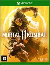 Mortal kombat 11 edicao vanilla xbox one - Microsoft