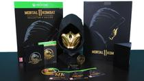 Mortal Kombat 11 Kollectors Xbox One Premium Scorpions Busto - Netherrealm