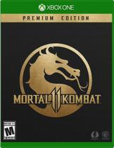 Mortal Kombat 11 Premium Edition - Xbox One - Warner Bros