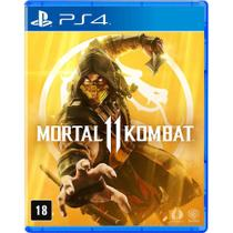 Mortal Kombat 11 - Ps4 - Warner bros.