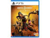 Mortal Kombat 11 Ultimate para PS5 - NetherRealm Studios Lançamento - Warner Bros Games