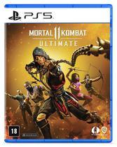 Mortal kombat 11 ultimate ps5 - Warner