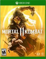 Mortal Kombat 11 XBOX ONE- Mídia Física Dublado Português - Wb