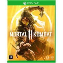Mortal Kombat 11 - Xbox One - Netherrealm studios