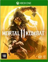 Mortal Kombat 11 - Xbox One - Wb games