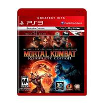 Mortal Kombat 9 Komplete Edition - PS3 - Netherrealm Studios
