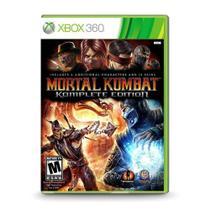 Mortal Kombat 9 Komplete Edition - Xbox 360 - Netherrealm studios