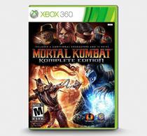 Mortal Kombat Komplete Edition - Microsoft