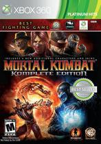Mortal Kombat Komplete Edition - Xbox-360 - Microsoft