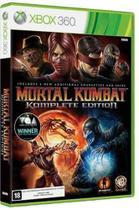 Mortal Kombat Komplete Edition Xbox 360 - Microsoft