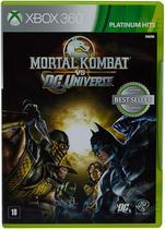 Mortal Kombat Vs. Dc Universe - XBOX 360 - Wb Games