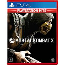 Mortal Kombat X Playstation Hits - PS4 - Warner bros